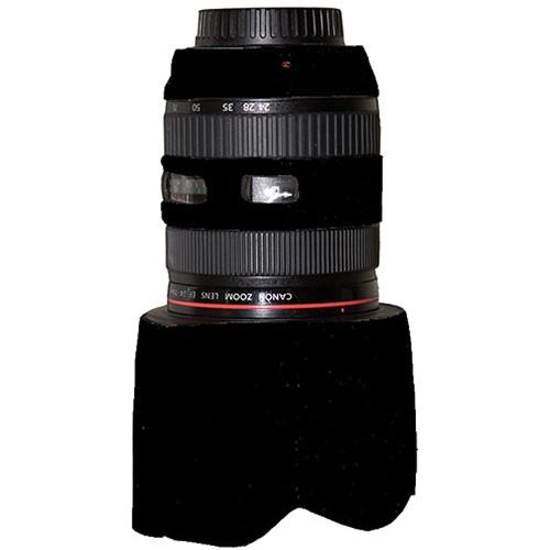 LensCoat Lens Cover for the Canon 24-70mm f/2.8L Lens LC2470DC