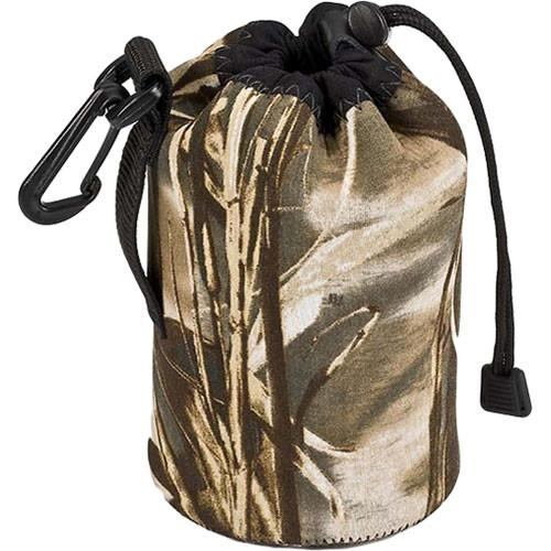 LensCoat LensPouch, Small Wide (Realtree Max4 HD) LCLPSMWM4
