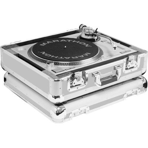 Marathon MA-ETT E Series Turntable Case (Black) MA-ETTBK