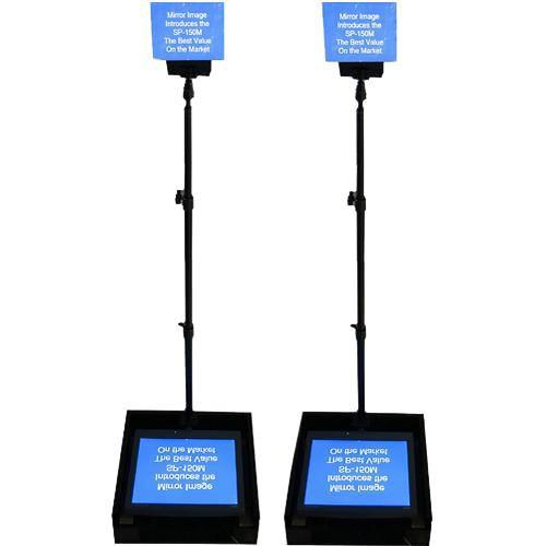 Mirror Image SP-190MP Speech Series Prompter with Dual SP-190MP