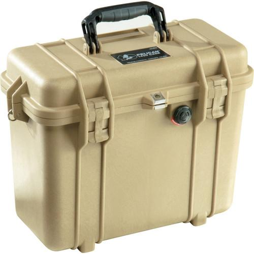Pelican 1430NF Top Loader Case (Yellow) 1430-001-240