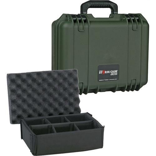 Pelican iM2100 Storm Case with Padded Dividers IM2100-20002