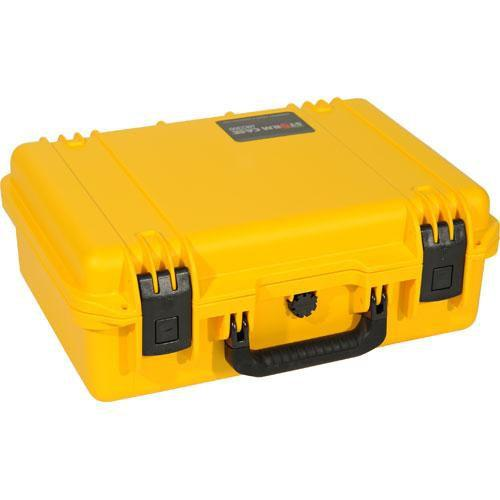 Pelican iM2300 Storm Case without Foam (Yellow) IM2300-20000