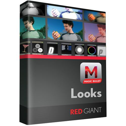 Red Giant Magic Bullet Looks (Download) MBT-LOOKS-D