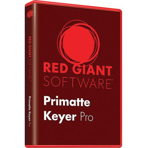 Red Giant Red Giant Primatte Keyer (Download) PRIMK-PRO-D