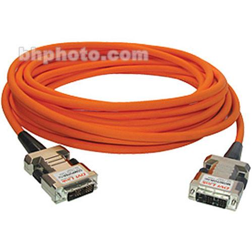 RTcom USA DVIOC100 Fiber Optic DVI-D Cable (100 m) OC-100