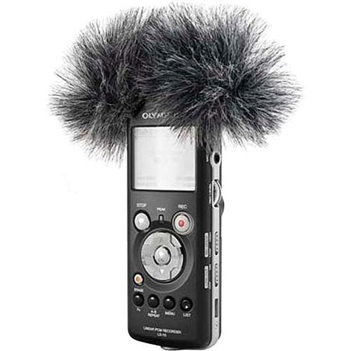 Rycote Rycote Mini Windjammer for Zoom H4, Nagra Ares-M 055355