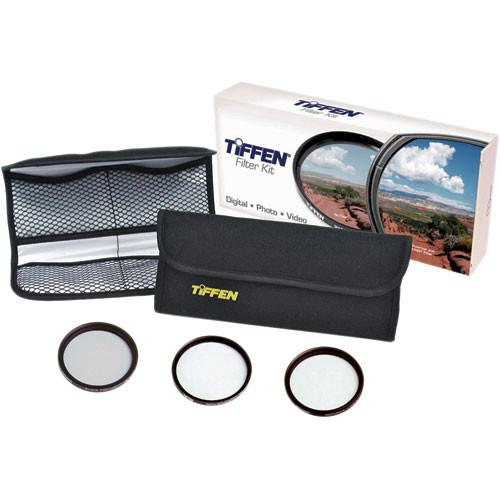 Tiffen 58mm Digital Video Film Look Kit 3 - Digital 58DVFMK3