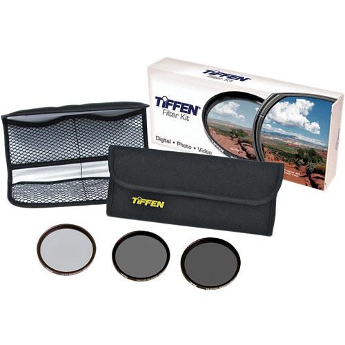 Tiffen 58mm DV Select Filter Kit 3 - Neutral Density 58DVSK3