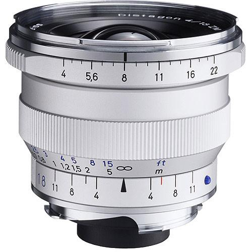 Zeiss Super Wide Angle 18mm f/4 Distagon T* ZM Manual 1440-731