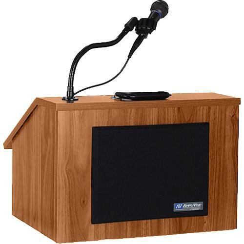 AmpliVox Sound Systems S272 EZ Speak Folding Lectern S272-MO