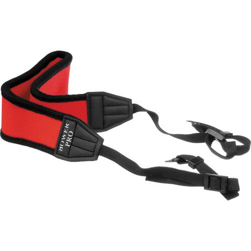 Bower SS10 Deluxe Heavy-duty Neck Strap (Red) SS10NRED
