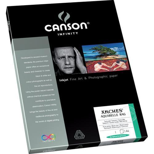 Canson Infinity  Aquarelle Rag 206121014