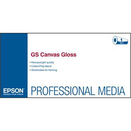 Epson GS Canvas Gloss for Solvent Ink Printers S045104