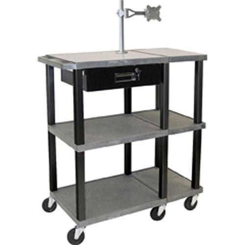 H. Wilson WTPS72ME Extra Wide Presentation Station WTPS72GYME