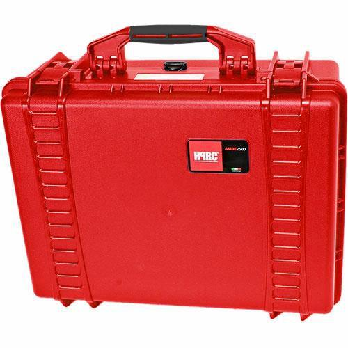 HPRC 2500E HPRC Hard Case with Empty Interior (Red) HPRC2500ERED