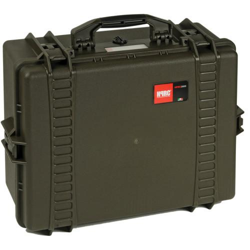HPRC 2600F HPRC Hard Case with Cubed Foam HPRC2600FOLIVE