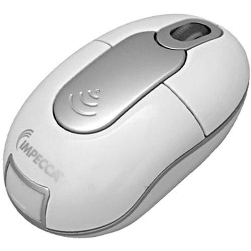 Impecca WM700 Wireless Optical Mouse (Red/Silver) IMP WM700RS