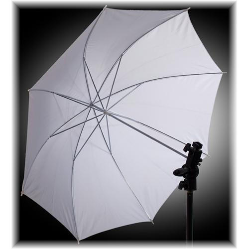 Interfit INT392 Silver/Black Backing Umbrella - 33