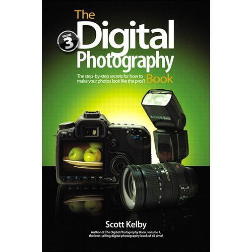 Peachpit Press Book: The Digital Photography Book, 0321617657