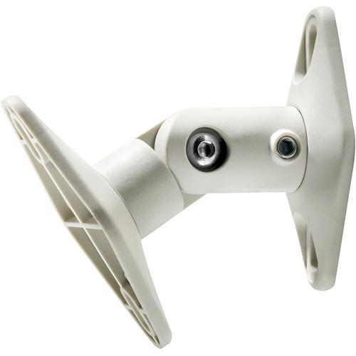 Peerless-AV PSP2 Universal Speaker Mount (Pair, White) PSP2-W