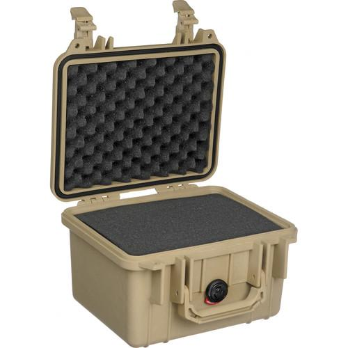 Pelican 1300 Case with Foam (Olive Drab) 1300-000-130
