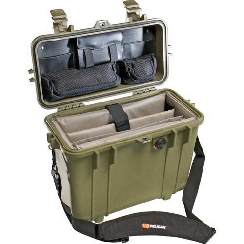 Pelican 1437 Top Loader 1430 Case with Office 1430-005-150