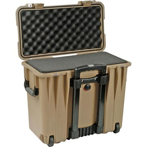 Pelican 1440 Top Loader Case with Foam (Olive Drab) 1440-000-130