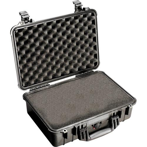 Pelican 1500 Case with Foam (Olive Drab Green) 1500-000-130