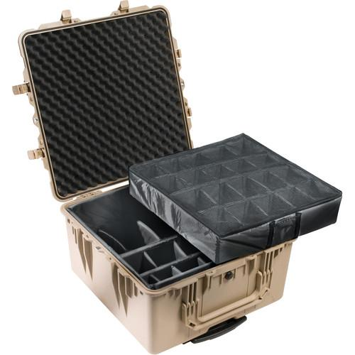 Pelican 1644 Transport 1640 Case with Dividers 1640-004-130