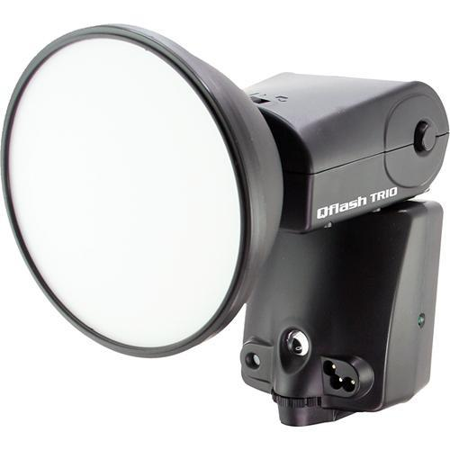 Quantum Qflash TRIO Flash for Nikon Cameras 860320