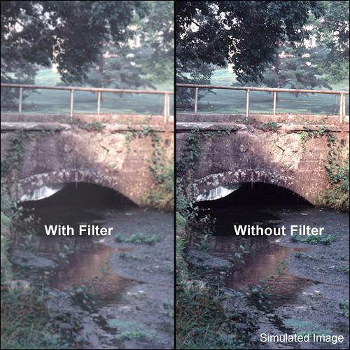 Tiffen Filter Wheel 1 Pro-Mist 1/2 Filter FW1PM12
