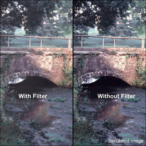 Tiffen Filter Wheel 3 Pro-Mist 1/2 Filter FW3PM12