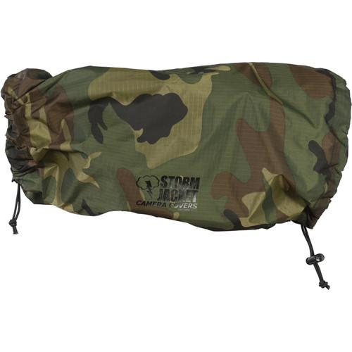 Vortex Media SLR Storm Jacket Camera Cover, Medium (Camo) SJ-M-C