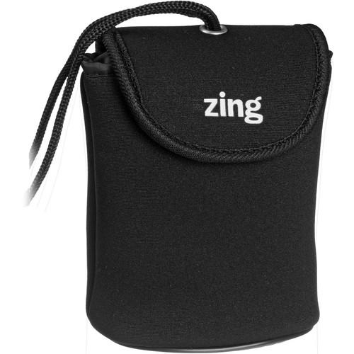 Zing Designs Camera Pouch, Medium (Black) 563-201