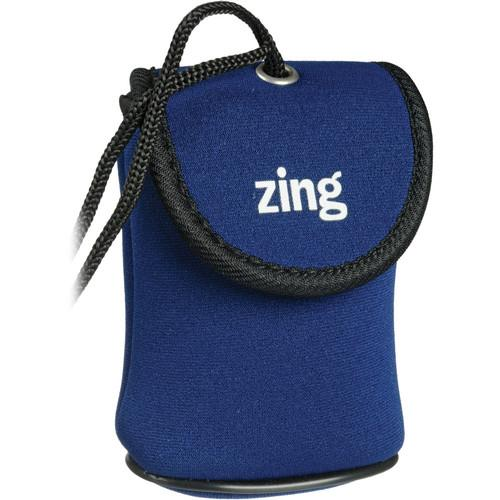 Zing Designs  Camera Pouch, Medium (Red) 563-202
