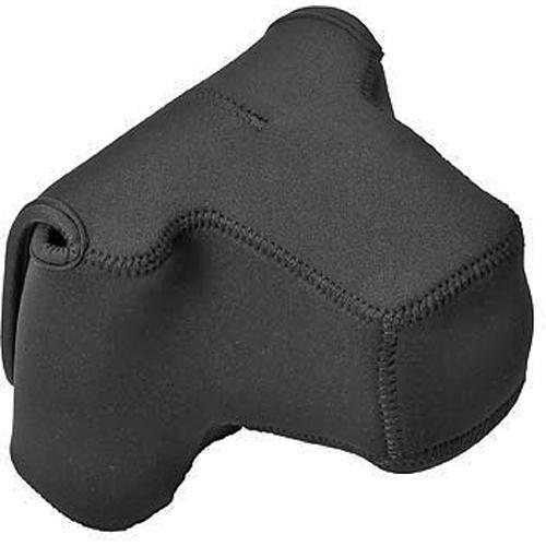 LensCoat  BodyBag Pro with Lens (Black) LCBBPLBK