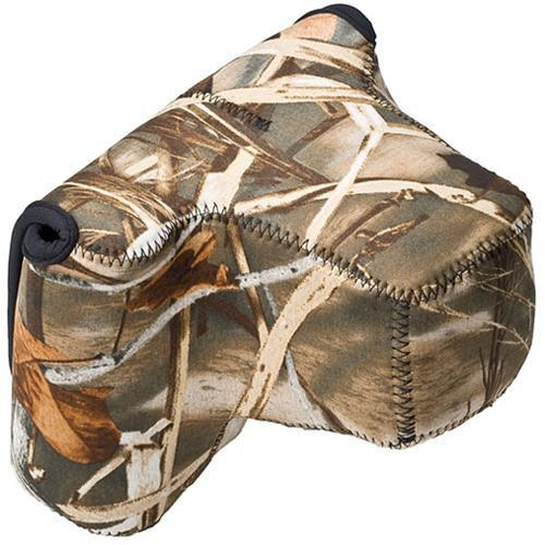 LensCoat BodyBag Pro with Lens (Forest Green Camo) LCBBPLFG