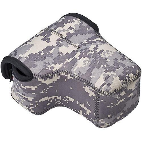 LensCoat BodyBag with Lens (Forest Green) LCBBLFG