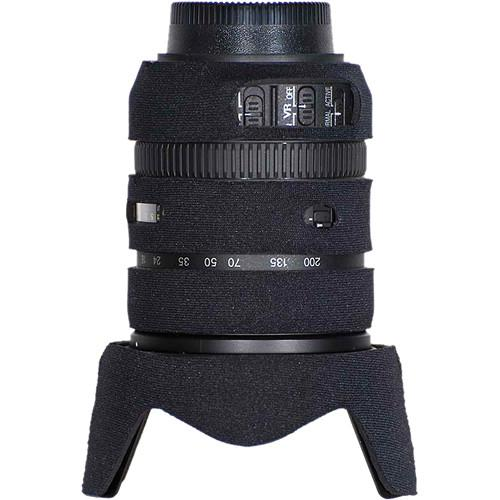 LensCoat Lens Cover for the Nikon 18-200mm LCN18200V2BK