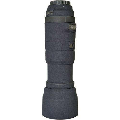LensCoat Lens Cover For the Sigma 120-400mm DG OS LCS120400BK