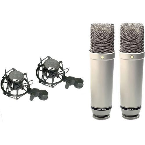 Rode NT1-A Large Diaphragm Condenser Microphone (Single) NT1-A