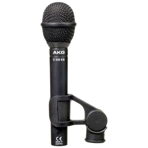 AKG C535EB - Vocal Microphone (Phantom Only) 2135 Z 00030