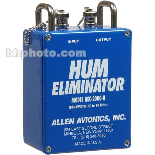 Allen Avionics HEC-2000H Video Hum Eliminator HEC-2000-H