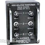 Allen Avionics VIT-753 Isolation Transformer VIT-75-3
