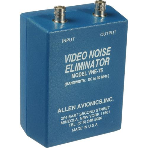 Allen Avionics VNE-75 Video Noise Eliminator VNE-75