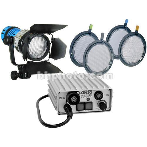 Arri 125W Pocket Par HMI DC Light Kit (24-34V DC) 501956