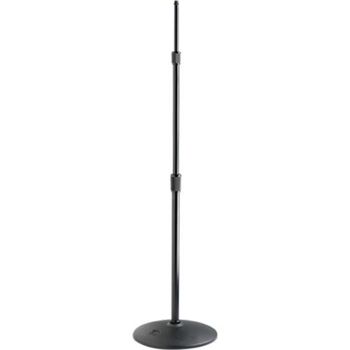 Atlas Sound MS-43E Adjustable Microphone Stand (Ebony) MS43E