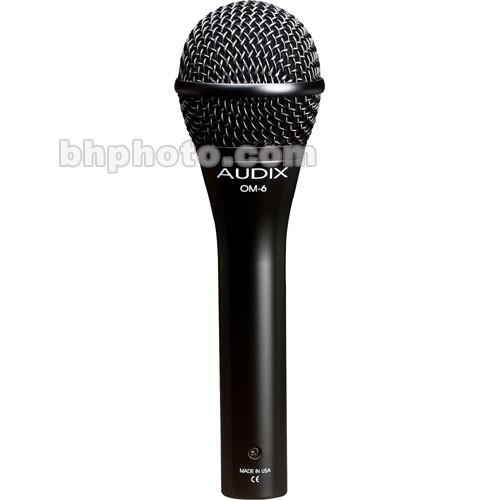 Audix  OM6 - Dynamic Mic OM6