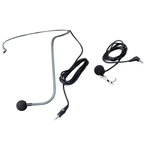 Azden  HS-9 Headset with Boom Mic HS-9, Azden, HS-9, Headset, with, Boom, Mic, HS-9, Video